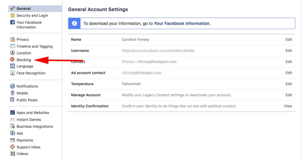 How do you Remove & Block a Facebook Friend?