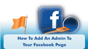 How Do You Add an Admin to a Facebook Page
