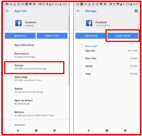 How To Fix Notifications On Facebook Not Showing Issues