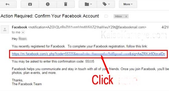 Facebook Login Create New Account   Facebook New Account Open Tutorial
