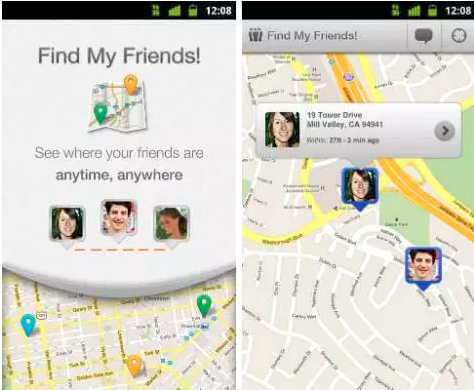 How Do You Locate Your Friends On Android