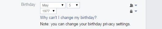 Edit Age On Facebook Profile - How To Change Your Age On Facebook